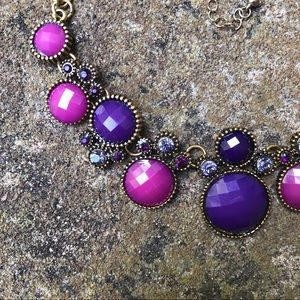 Francesca's Collections Jewelry - Francesca's Jeweled Statement Necklace